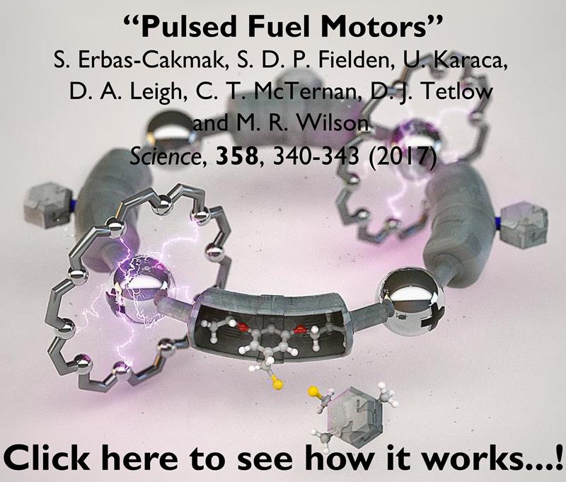 Pulsed Fuel Motors